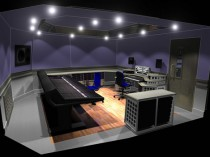LONDON, UK: Music Studios for PWL