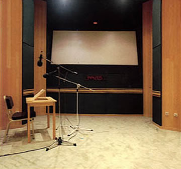 Sound Studios, Athens, South Africa film dubbing studios